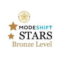 Modeshift Stars Bronze Level Logo